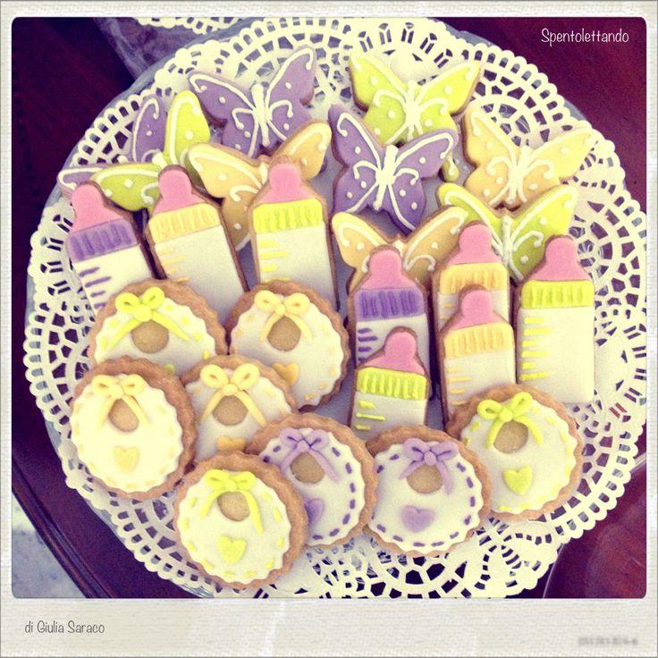 Cookies #babyshower #spentolettando