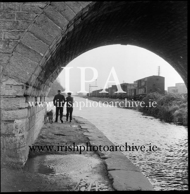 Royal Canal, Dublin February 2nd 1961
