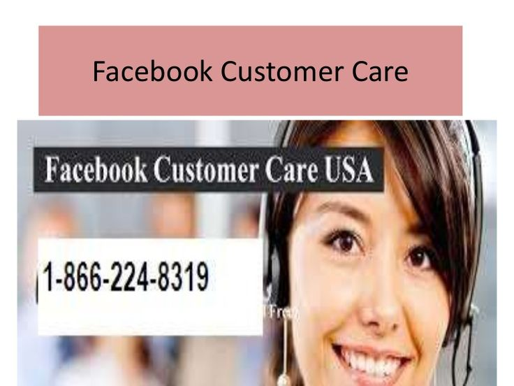 Looking for Facebook  Customer Care Number? Dial 1-866-224-8319