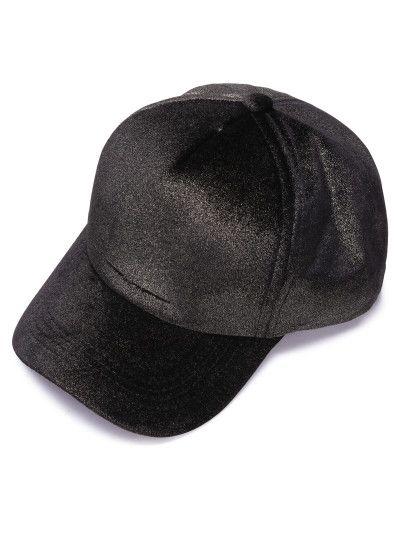 baseball caps en espanol cap translated into spanish casual shiny black stylish