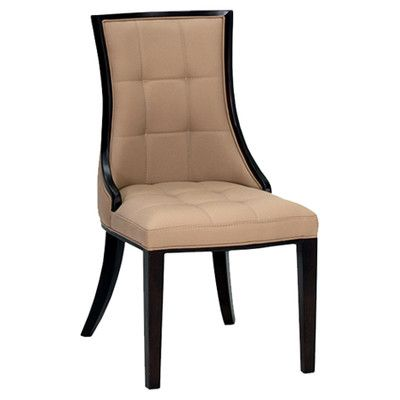 Found it at Wayfair.co.uk - Marcello Solid Wood Upholstered Dining Chair