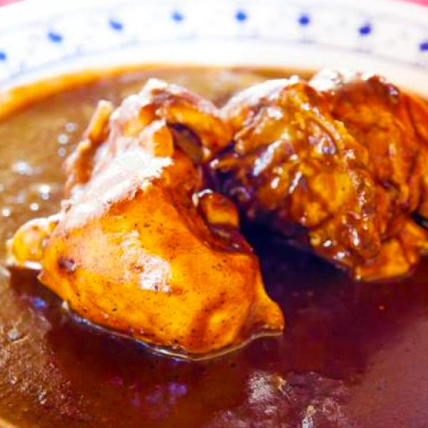 Also known as red mole sauce, this delicious Mexican sauce recipe is great for enchiladas and other dishes. Mexican Red Sauce Recipe from Grandmothers Kitchen.