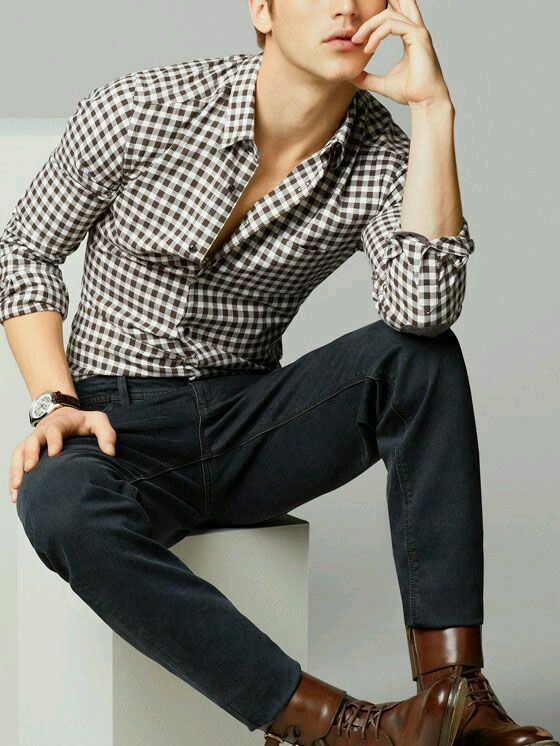7 Perfectly Amazing Steps Guide To Find The Right Fit Shirt ⋆ Men's Fashion Blog…