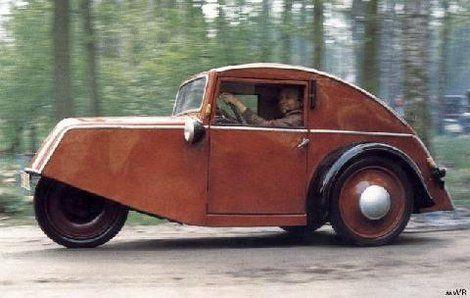 Goliath Car | Borgward and Goliath Pionier Photograph