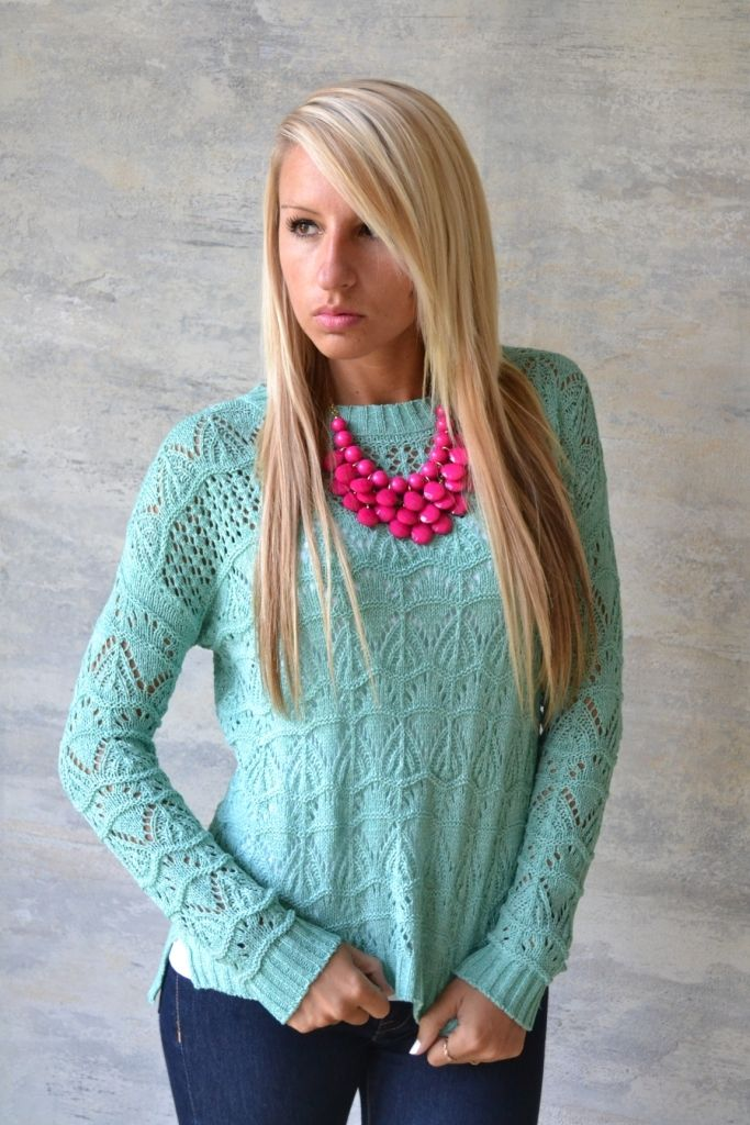 Piace Boutique - Mind The Gap Sweater, $44.00 (http://www.piaceboutique.com/mind-the-gap-sweater/)