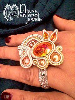 Anello astral Eliana Maniero design - 2013