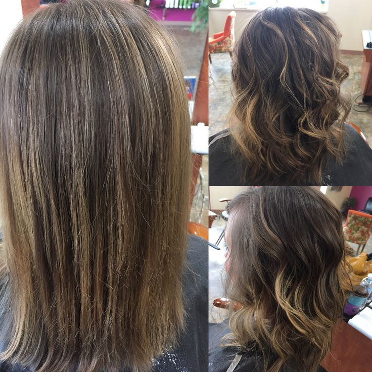 Seamless Balayage Whether Straight Or Curly Jbellalon Oligo Calura Blacklight