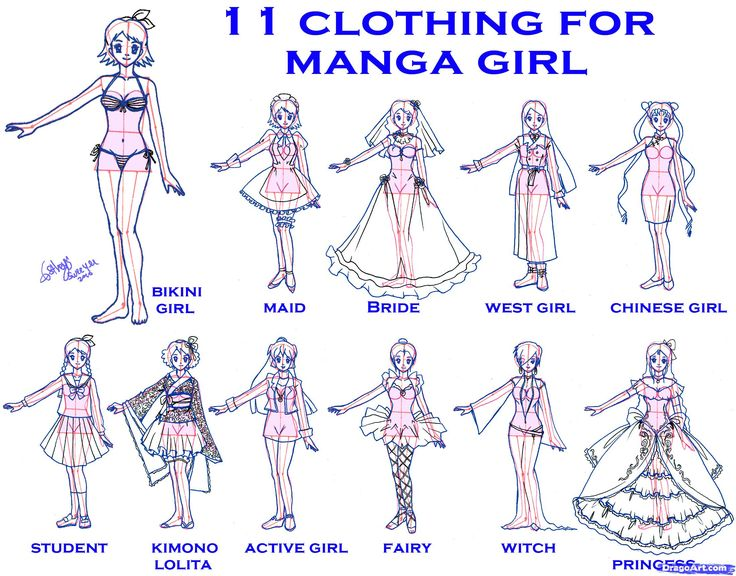 Free 3d Clothes Design Online How To Draw Clothing Step By