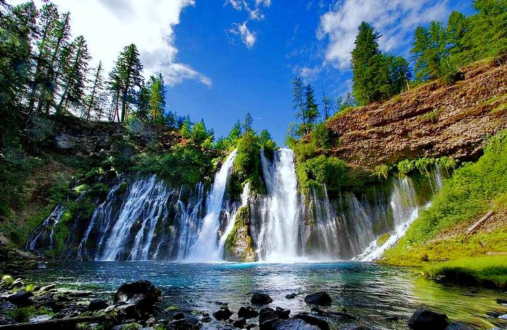 10 Most Beautiful Waterfalls Is Most Beautiful Waterfall