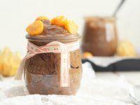 Gesundes Schokomousse – ohne raffinierten Zucker