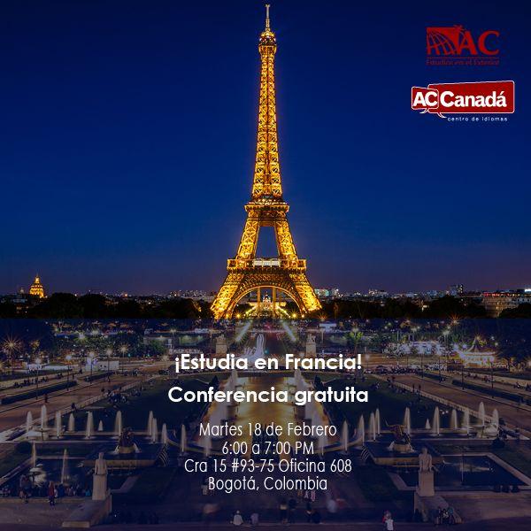 ¿Has pensado en estudiar idiomas en Francia? Estudia con AC estudios en el Exterior, participa en su conferencia gratuita.  Inscríbete: http://190.144.31.94/acsolutions/jobs/publicregistro/RFloRzkzYjBxeUpmSXhmczJndVZvVXViV3d2bmlSMkcwRmdhQzltYXNkYXNkaQ==:7685934234309657453542496749683645/Y2FtcGFpbg==:27/a2V5Zm9ybQ==:RFloRzkzYjBxeUpmSXhmczJndVZvVXViV3d2bmlSMkcwRmdhQzltYXNkYXNkaQ==