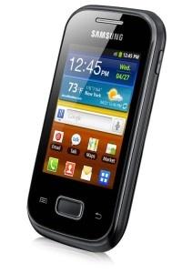 Samsung Galaxy S5301 Pocket Plus - Nero