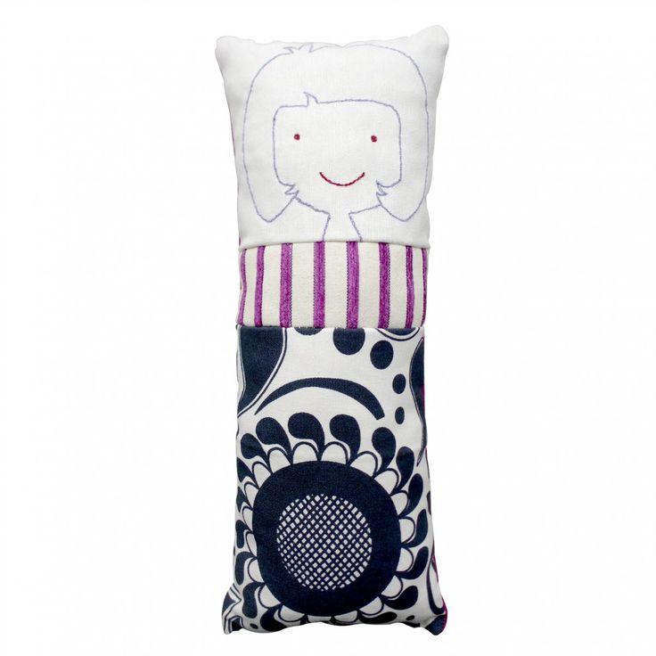 Pillo Pillow Κορίτσι Νο. 26 από Pillo Pillow στο jamjar