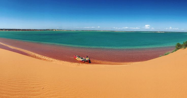 Mind blowing colours of Big Lagoon