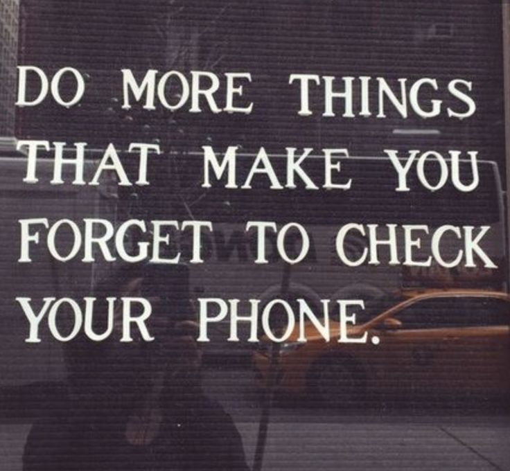 That list of things is on my phone - brb.