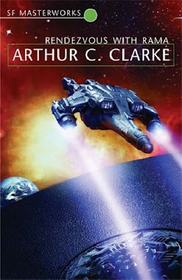 Arthur C. Clarke, Rendezvous With Rama SF Masterworks Science Fiction #TheGateway
