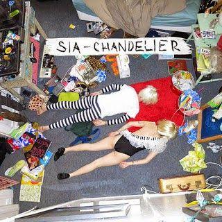 La Chronique des Passions: Chandelier de Sia