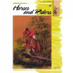 Leonardo Collection Desen Kitabı #11 Horses And Riders