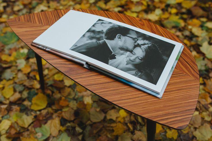 Fine Art Wedding Albums by Niv Shimshon Photography