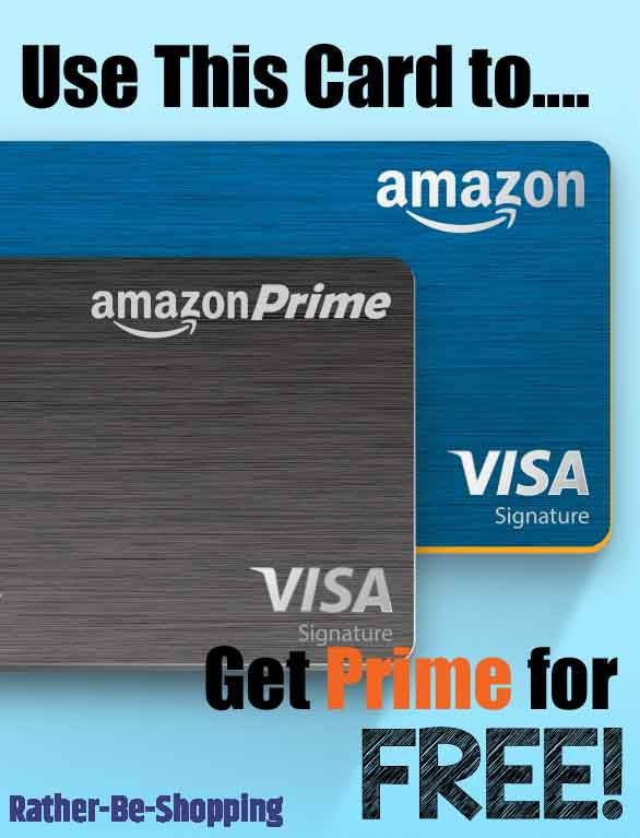 Amazon Credit Card Review: Prime Rewards Visa Card (Use It To Get Prime for Free)
