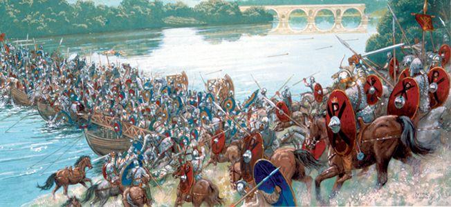 Battle for the Western Empire - Emperor Constantine the Great - https://www.warhistoryonline.com/guest-bloggers/emperor-constantine-the-great.html