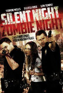Silent Night, Zombie Night (2009) Poster