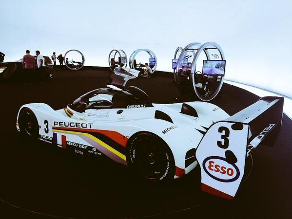 #PeugeotVisionGT #Peugeot #event #GT #GT6 #Peugeot905