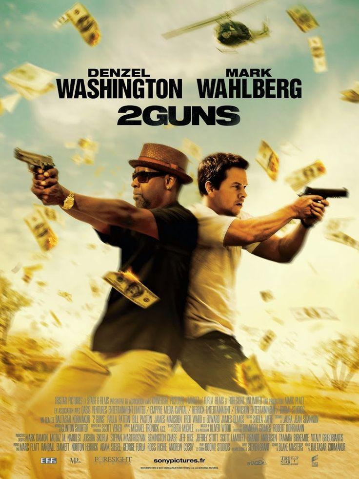 2 Guns (2013) | Espalda contra espalda... Carteles de la droga, agencias de seguridad, traiciones, conspiraciones, tipos malos.. y en...