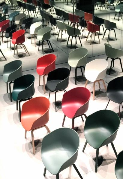 Via NordicDays.nl | Salone del Mobile 2016: New HAY Collection