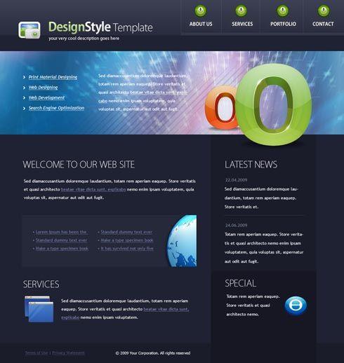 236 besten Web Design Bilder auf Pinterest | Website design, Design ...