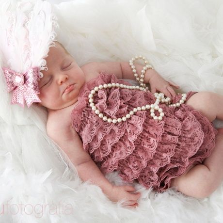 Cintas y tocados para bebes plumas rosas para sacar fotos monas a bebes y recien nacido que - Ideas para bebes ...