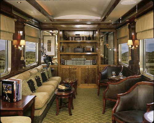 The Blue Train - A window to the soul of South Africa  The Ultimate Luxury Rail Cruise Experience.