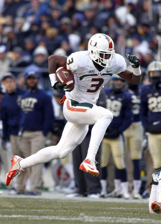 Miami (FL) Football - Hurricanes Photos - ESPN