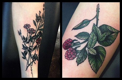 Amanda Grace Leadman - Black 13 Tattoo - this girl is inking me in a month!!!