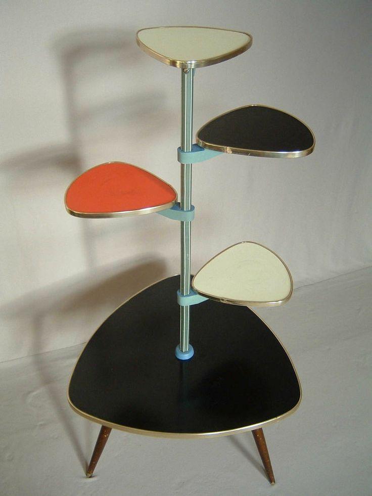 355 Best German Display Tables Midcentury Images On