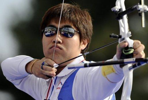 L'arciere coreano mette a segno il nuovo record del mondo