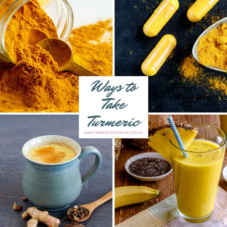 Taking turmeric every day can assist health due to its anti-inflammatory and antioxidant properties. You can take in capsules, powder, liquid, paste and it can also be used in food and drinks.