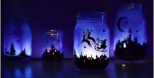 Magical Christmas Lanterns