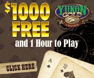 Yukon Gold Free Deposit Bonus