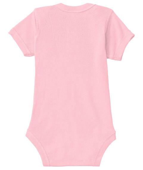 I Love Momy Pink áo T-Shirt Back
