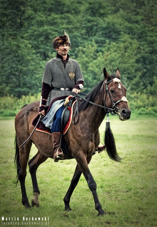 Polska Husaria na koniach w Warszawie « FotoBlog Marcin Borkowski