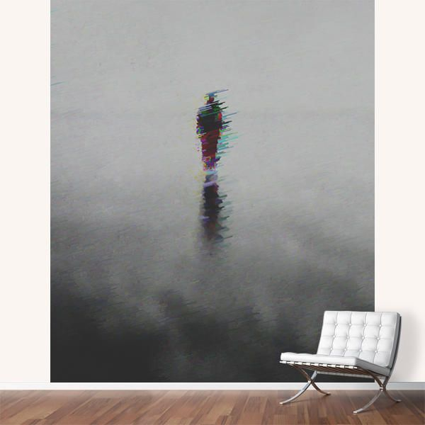 """rgbsilhouette"" Murals by Vividvivi | Artsider"