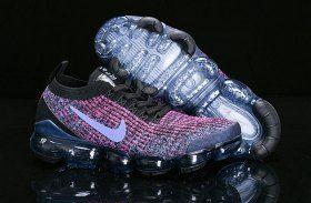 e17b9fd8cd2 New Arrivel Nike Air VaporMax Flyknit 2. 0 W Sakura Pink 942843 500 Womens  Running Shoes Girls Summer Trainers 942843-500