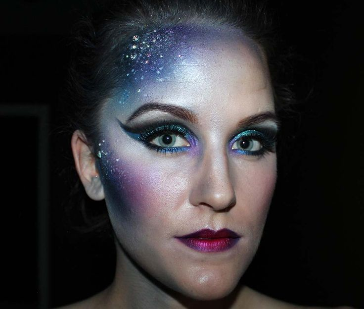 1000 images about galactic space make up on pinterest