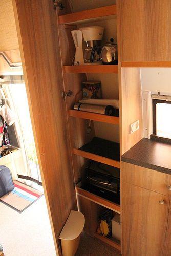opbergruimte keukenkast