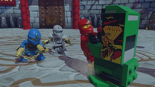 LEGO Dimensions Midway Arcade #lego #legodimensions #legocollector #nerd #videogame #legovideogame #legogame #midway #midwayarcade #arcadegame #arcade