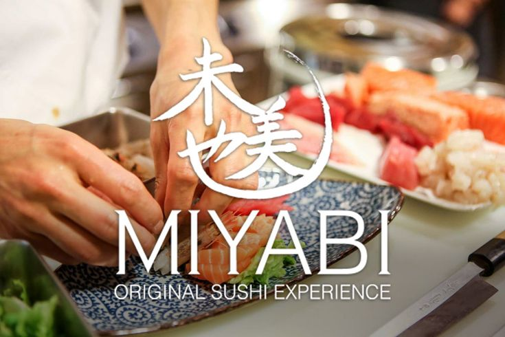 "Miyabi Sushi; ""Miyabi Sushi"" serves real Japanese food made by real Japanese chef, with fresh ingredients everyday."