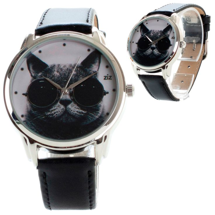 Unisex Watch for Men and Women. CAT Watch. Unusual by ArinaDeco