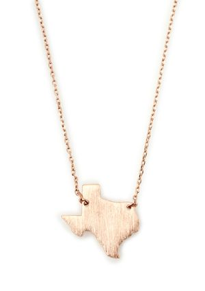 CHELSEY HUFFMAN Texas Necklace