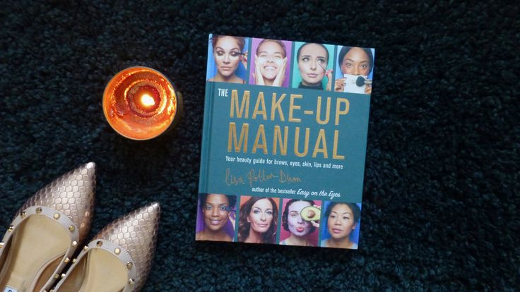 NEW: From daytime to dazzling @LPDmakeup covers it all in her new book, The Make-Up Manual #learnwithlisa